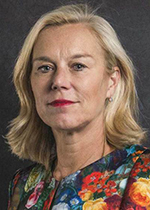 Sigrid Kaag, Minister for Foreign Trade and Development Cooperation, Netherlands